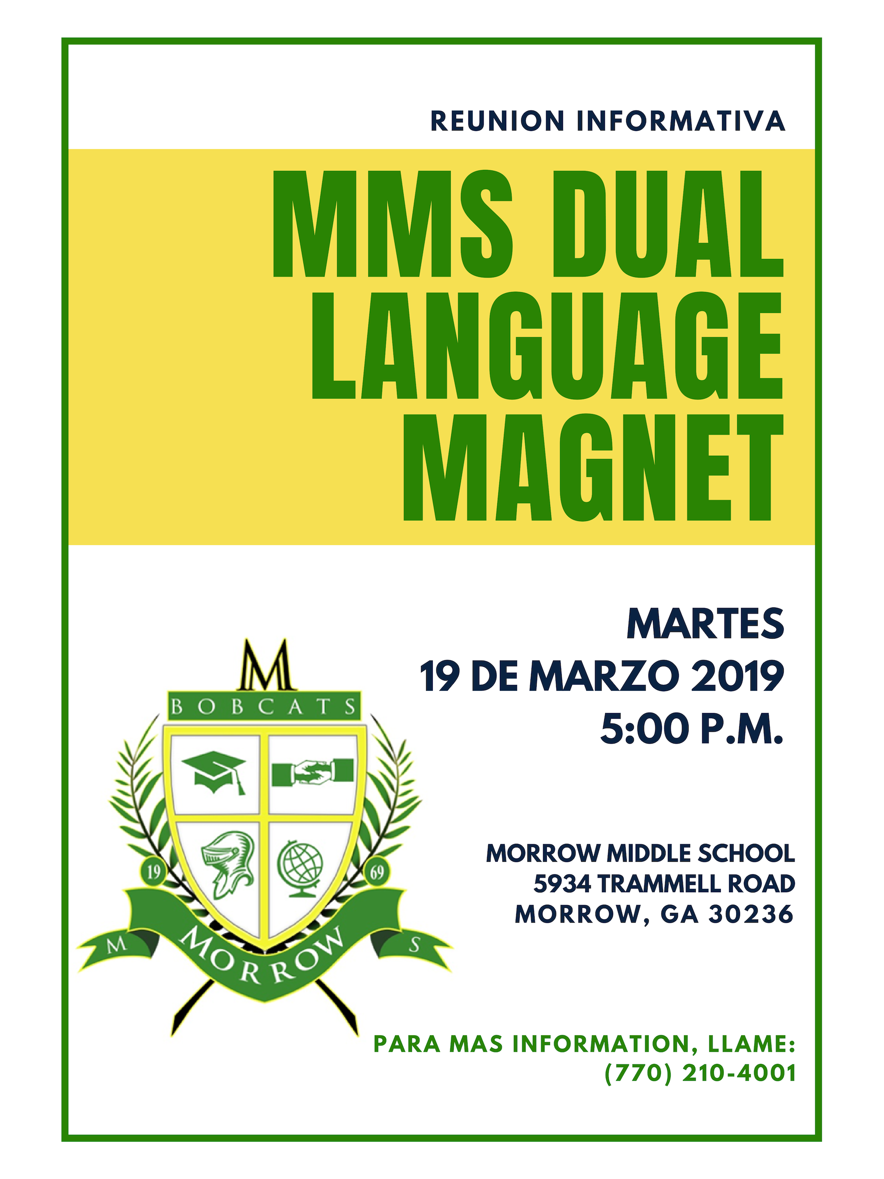 MMS Dual Language Spanish