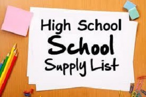 HS supply List